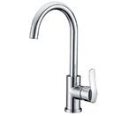 Alpha International 33-195 Chrome Bar Faucet