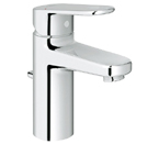 Grohe 33170 00E Europlus Single Lever Bath Faucet - StarLight Chrome