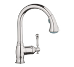 Grohe 33870 EN0 Bridgeford Single Lever - Brushed Nickel