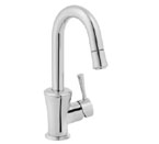 Jado 803/830/144 Basil Barsink Faucet - Brushed Nickel