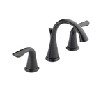 Delta 3538-RBMPU-DST Lahara Two Handle Widespread Lavatory Faucet - Venetian Bronze
