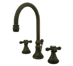 Kingston Brass KS2985AX Governor Widespread Lavatory Faucet - Oil Rubbed Bronze