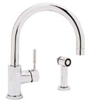 Blanco Meridian Kitchen Faucet 440009 Chrome