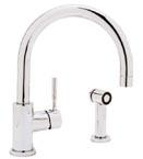 Blanco Meridian Kitchen Faucet 440009 Chrome