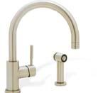 Blanco Meridian Kitchen Faucet 440008 Brass