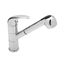 Blanco 440523 Torino Chrome Faucet W/ Pullout Spray