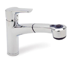 Blanco 440656 Merker Plus Chrome Faucet W/ Pullout Spray