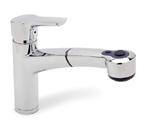 Blanco 440656 Merker Plus Chrome Faucet W/ Pullout Spray