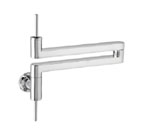 Jado 800/901/355 Contemporary Pot Filler Kitchen Faucet - UltraSteel