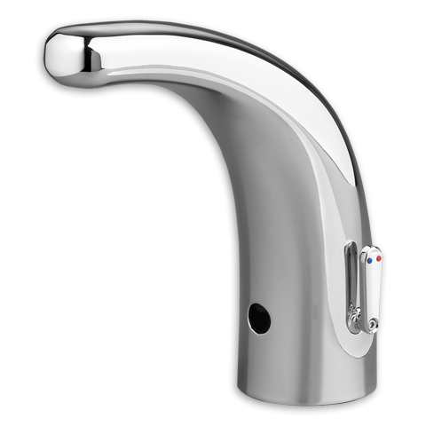 American Standard 7057.205.002 Selectronic Intergrated Faucet with ADM - HW AC Multi-AC Powered-Chrome
