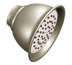 "Moen Brushed Nickel One Function 4-3/8"" Diameter Eco-Performance Showerhead - 6302EPBN"