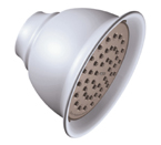 "Moen Platinum One Function 4-3/8"" Diameter Eco-Performance Showerhead - 6302EPPM"