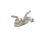 "Huntington Brass 63431 4"" Wide Vanitu Faucet Satin Nickel"