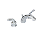 "Huntington Brass 63451 8"" Wide Spread Vanity Faucet Chrome"