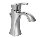 Moen Voss Chrome One Handle High Arc Bathroom Faucet - 6903