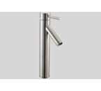 Dawn AB33 1021 Single Lever Tall Lavatory Faucet Brushed Nickel