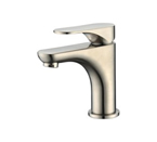 Dawn AB37 1565 Single Lever Lavatory FAucet Brushed Nickel
