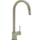 Blanco 440594 Cubiq Satin Nickel Faucet W/Pull-Down Spray