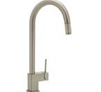 Blanco 440594 Cubiq Satin Nickel Faucet W/Pull-Down Spray