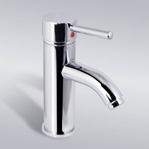 Decor Star Bathroom Vanity Sink Lavatory Faucet BPC01-SC Lead Free Chrome
