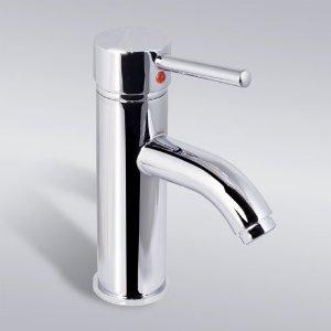 Decor Star Bathroom Vanity Sink Lavatory Faucet BPC01-SC Lead Free Chrome