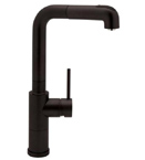Blanco 441325 Acclaim Anthracite Faucet W/ Pullout Spray