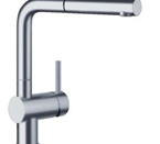 Blanco 441403 Linus Chrome Pullout Faucet W/ Dual Spray
