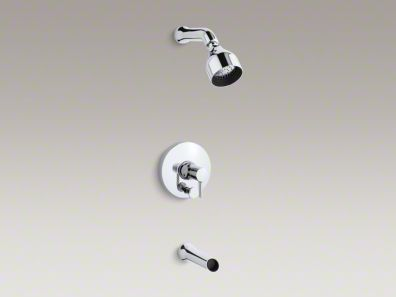 Kohler Toobi� bath and shower trim, valve not included K-T8975-4