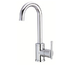 Danze D151558 Parma Single Handle Chrome Bar Faucet