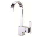 Danze D151644 Sirius Single Handle Chrome Bar Faucet