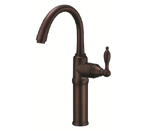 Danze D201540RB Fairmont Single Handle Vessel Filler Oil Rubbed Bronze Faucet