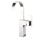 Danze D201544 Sirius Single Handle Vessel Filler Chrome Faucet