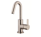 Danze D221530BN Amalfi Single Handle Brushed Nickel Lavatory Faucet