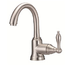 Danze D221540BN Fairmont Single Handle Brushed Nickel Lavatory Faucet