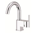 Danze D221542 Como Single Handle Chrome Lavatory Faucet