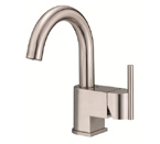 Danze D221542BN Como Single Handle Brushed Nickel Lavatory Faucet