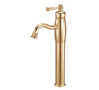 Danze D225057PBV Opulence Single Handle Polished Brass Vessel Filler Faucet