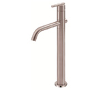 Danze D226058BN Parma Single Handle Trim Line Brushed Nickel Vessel Filler Faucet