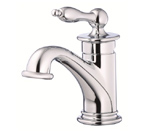 Danze D236010 Prince Single Handle Chrome Lavatory Faucet