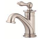 Danze D236010BN Prince Single Handle Brushed Nickel Lavatory Faucet