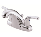 Danze D301012 Melrose Two Handle Centerset Chrome Lavatory Faucet