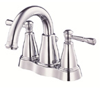 Danze D301015 Eastham Two Handle Centerset Chrome Lavatory Faucet