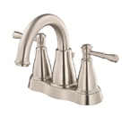 Danze D301015BN Eastham Two Handle Centerset Brushed Nickel Lavatory Faucet
