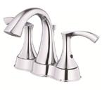 Danze D301022 Antioch Two Handle Centerset Chrome Lavatory Faucet