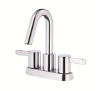 Danze D301030 Amalfi Two Handle Centerset Chrome Lavatory Faucet
