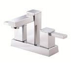 Danze D301033 Reef Two Handle Centerset Chrome Lavatory Faucet
