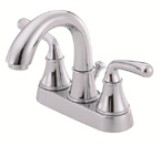 Danze D301056 Bannockburn Two Handle Centerset Chrome Lavatory Faucet