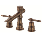 Danze D303045RBD South Sea Mini-Widespread Distressed Bronze Lavatory Faucets