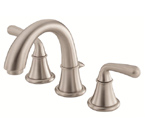 Danze D303056BN Bannockburn Mini-Widespread Brushed Nickel Lavatory Faucet