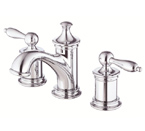Danze D304010 Prince Two Handle Widespread Chrome Lavatory Faucet